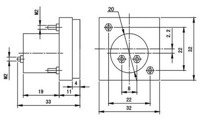 西安数显电流电压表