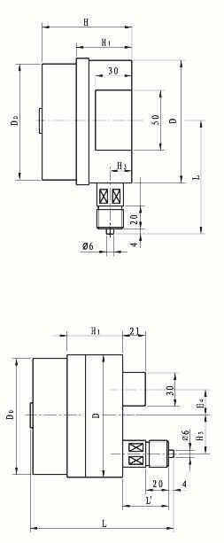 最高工作电压:dc220v ac380v 触点最大功率:30va(阻性负载) 控制方式
