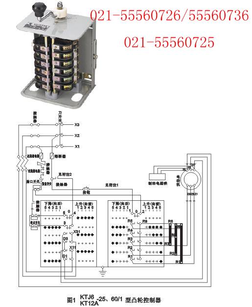 ktj6-60/3 ktj6-60/3交流凸轮控制器
