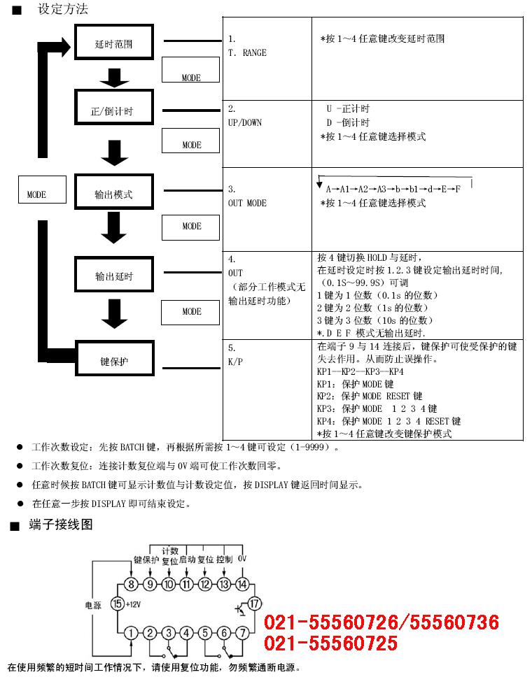dhc7a;dhc7a智能时间继电器