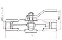 便携式压力泵