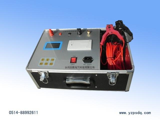 PSJDCZ接地线成组直流电阻测试仪是我公司研制的一种自动化程度很高的便携式测试仪,专门用于测量携带型短路接地线以及个人保护接地线的直流电阻。仪器采用高性能单片机控制,可实现测试过程智能化,操作简单方便、精度高、测试速度快,复测性好、读数直观,是符合规程要求的理想的专用仪器,大大方便了试验项目的开展,提高了工作效率。