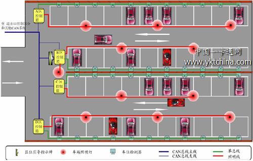 车辆can接口电路图