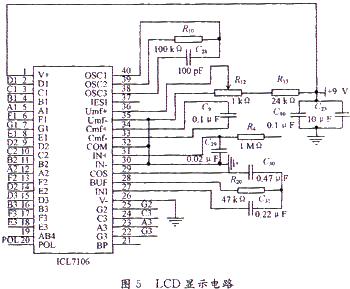 红外线人体测温仪电路的设计