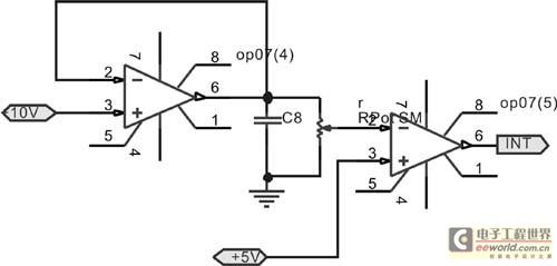 用于热敏电阻特性测量的数控加热直流电源