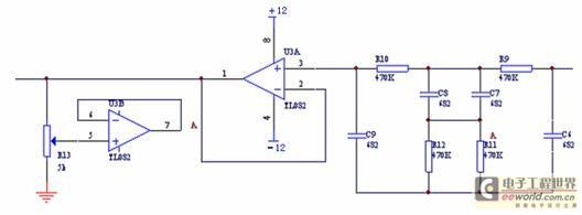 直流稳压电源不可能达到理想的滤波效果.
