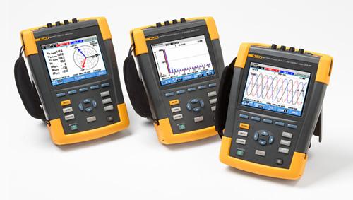 电能量电力质量分析仪