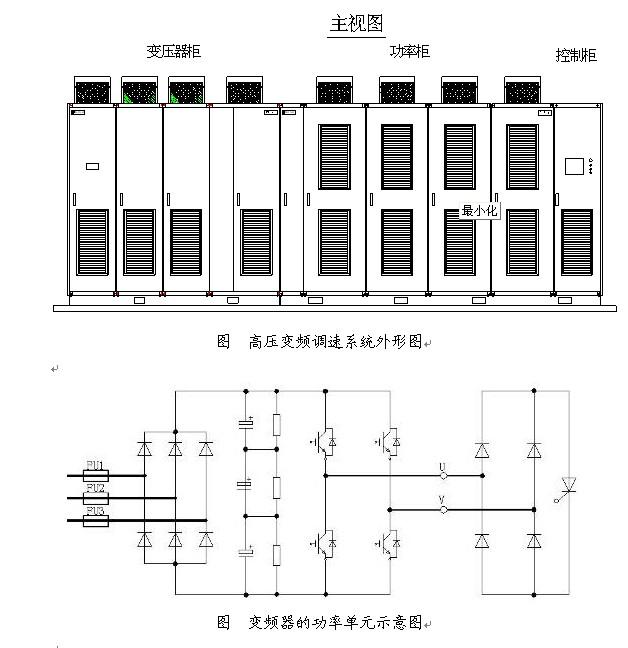 高压变频器在除磷泵上的应用