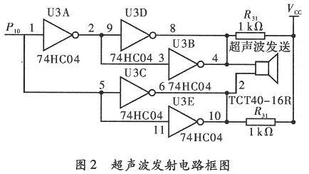 基于单片机的超声波测距系统的研究与设计