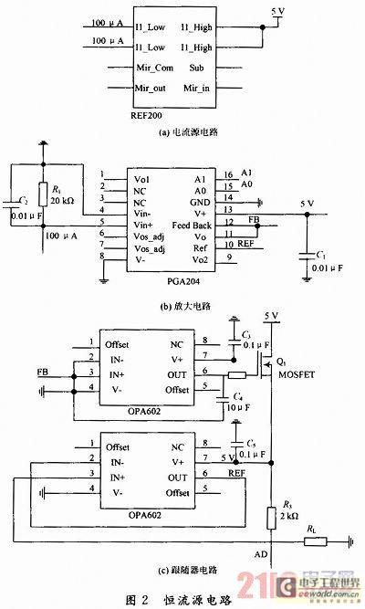 2.2放大电路设计