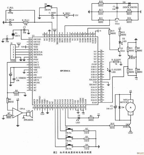 电机二次启动接线图带指示灯