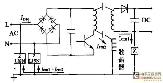 大功率开关电源的emc测试分析及正确选择emi滤波器