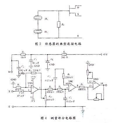 关于红外线人体测温仪电路的设计方法