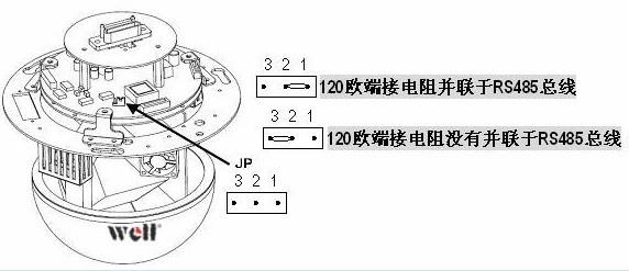 rs485总线接线方法_耐高温防火电缆
