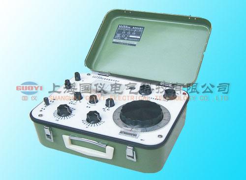 国仪电气专业提供uj33a直流电位差计