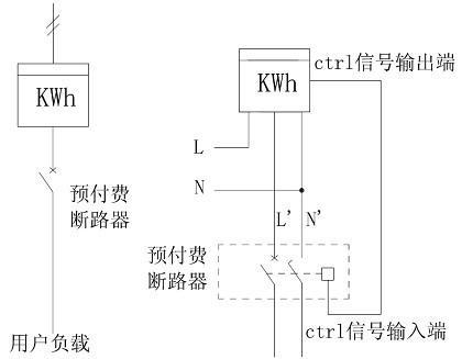 ddsy1352单相电子式预付费电能表